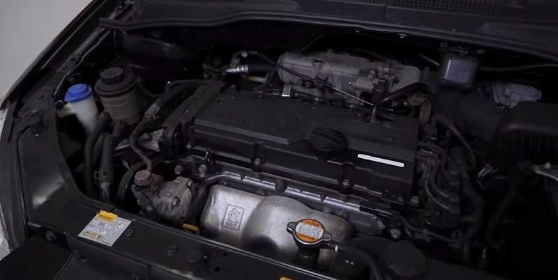 Гамма моторов с которыми можно купить подержанный Гетц