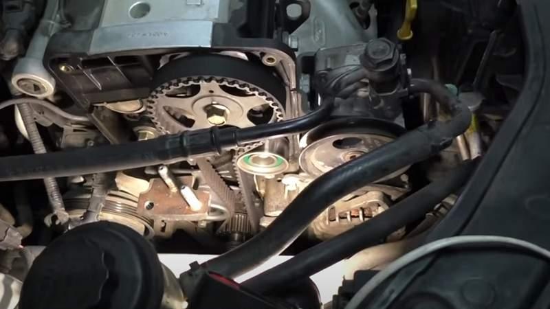 Когда нужно менять ремень ГРМ на подержанном Hyundai Getz