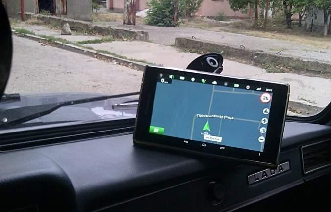 Переносим маршрут в мобильный навигатор чтобы комфортно ездить по городу на машине