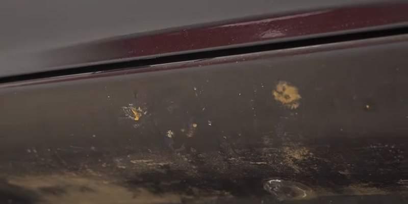 Ржавчина на кузове Хёндай Гетц