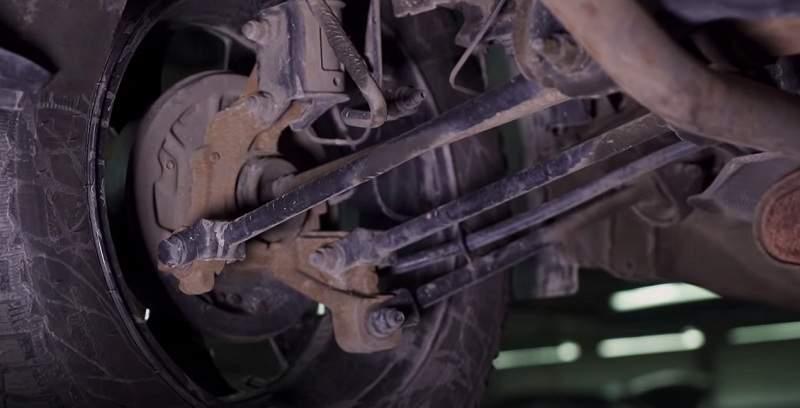 Независимая подвеска Рено Каптур не имеет больших проблем при эксплуатации