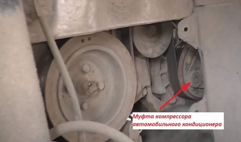 Почему включенный кондиционер в машине увеличивает расход топлива