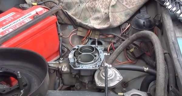 До MPI двигателей люди мучились с карбюраторами