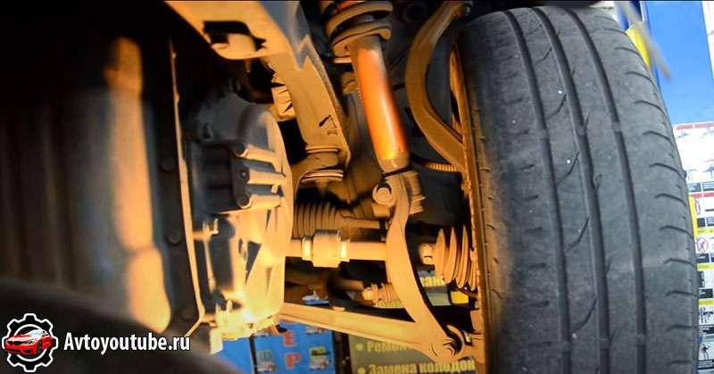 Особенности многорычажного вида подвески автомобиля
